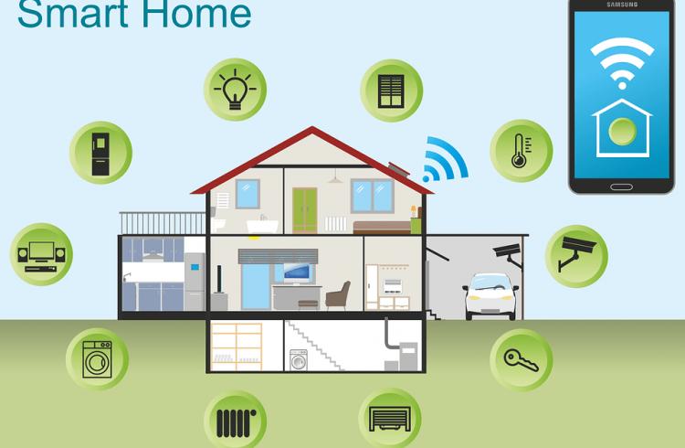 intelligens otthon