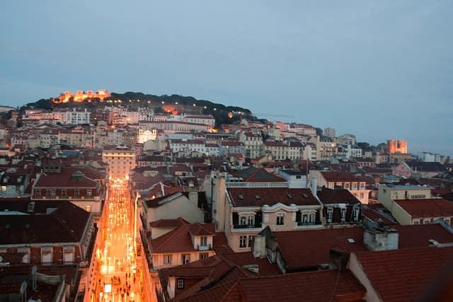 Lisszabon látnivalók