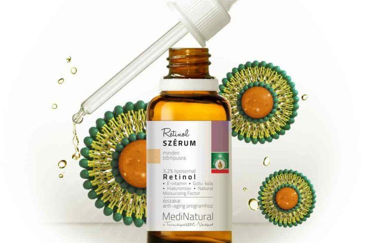 retinol szérum