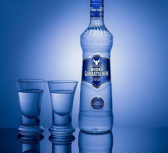 Kristálytiszta vodka